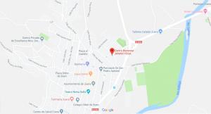 Localización Janaki Yoga Centro de Bienestar
