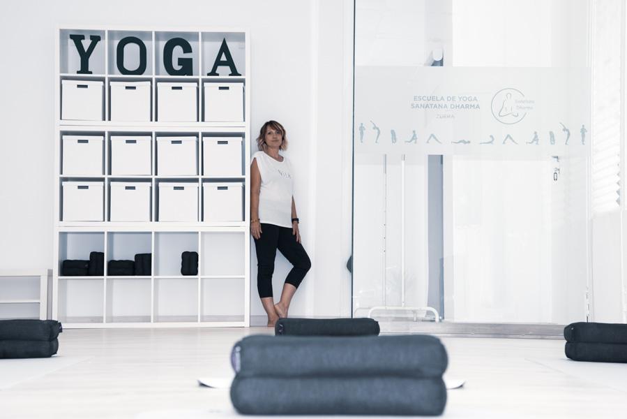 yoga meditación Zuera
