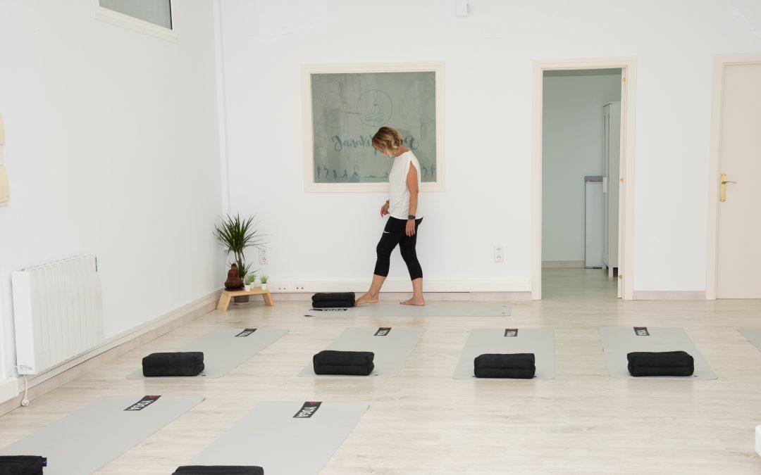 Último contenido subido Yoga