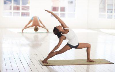 Los guerreros en el Yoga