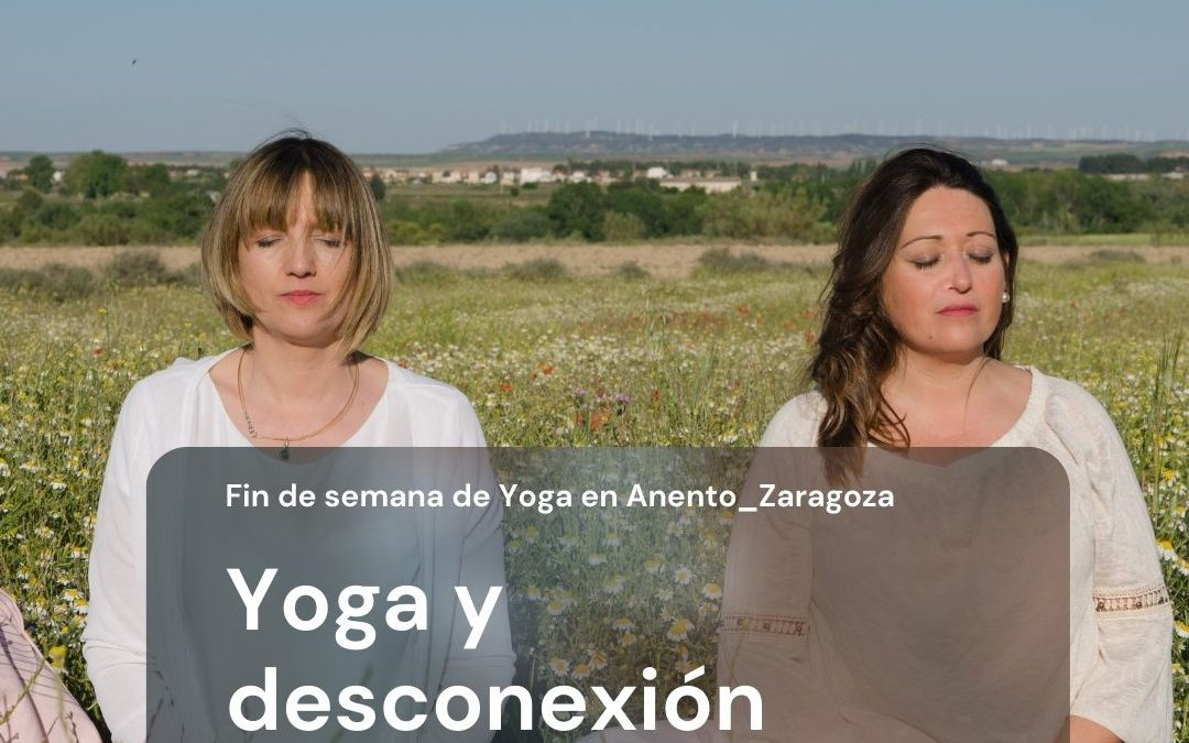 Yoga y desconexión