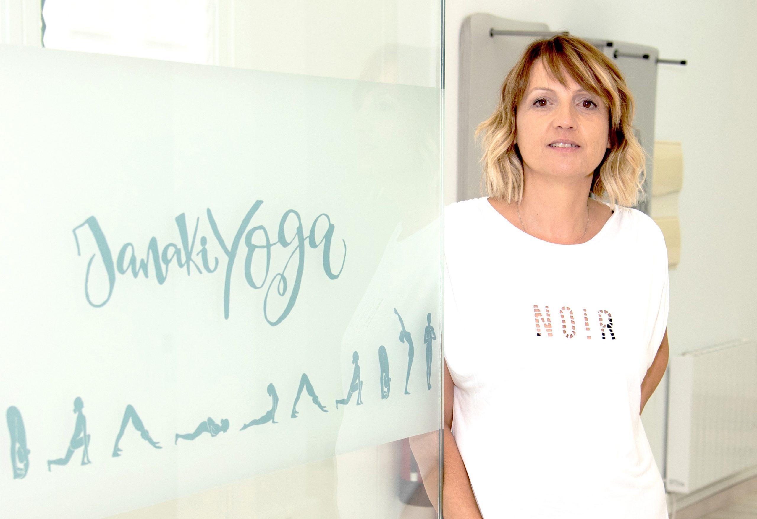 Cristina Cantin - Janaki Yoga