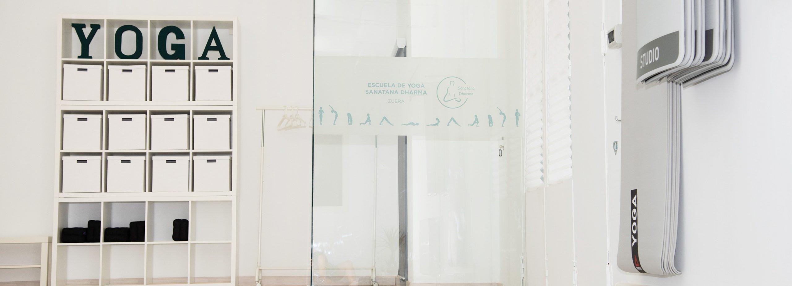 Centro para clases de Janaki Yoga